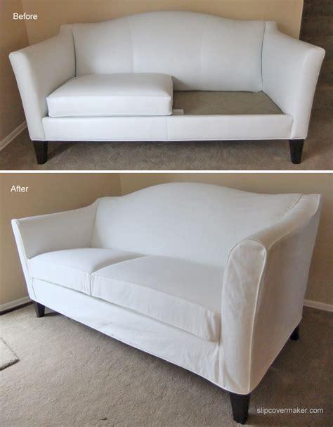 white chair slipcovers white denim slipcover for ethan allen leather sofa the
