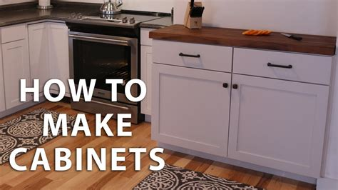 how to build kitchen cabinet drawers how to make diy kitchen cabinets 8513