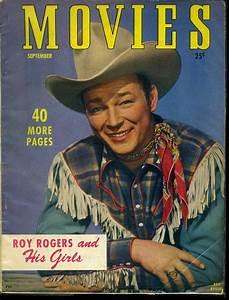 Western Movie Magazine Covers