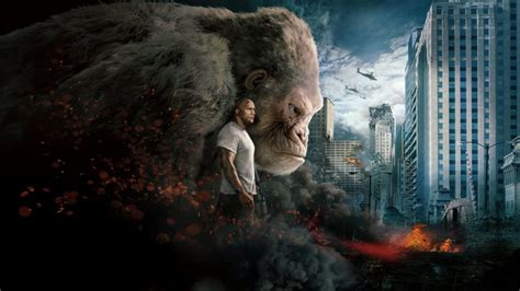 """(SPOILERS) """"Rampage"""" Wrapped Up in 3-Minutes"""