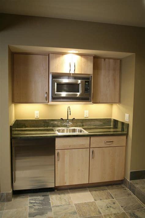 ideas  basement kitchenette  pinterest