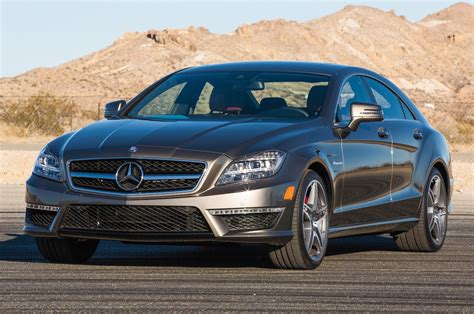 2014 Mercedesbenz Clsclass Reviews And Rating  Motor Trend