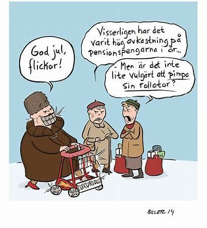 Humor Om Och Malin Biller Av Pa
