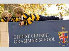 Interactive Map CCGS Christ Church Grammar School