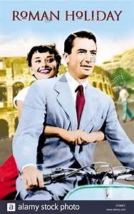 Audrey Hepburn Poster : audrey hepburn gregory peck poster roman holiday 1953 stock photo 66515116 alamy ~ Eleganceandgraceweddings.com Haus und Dekorationen