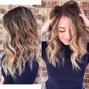 Balayage Naturel Effet Soleil Sur Brune : balayage blond quels reflets pour un effet naturel et glamour ~ Farleysfitness.com Idées de Décoration
