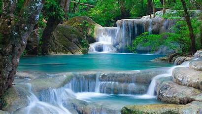 Nature Desktop Wallpapers Waterfalls Mobile Beauty Thailand