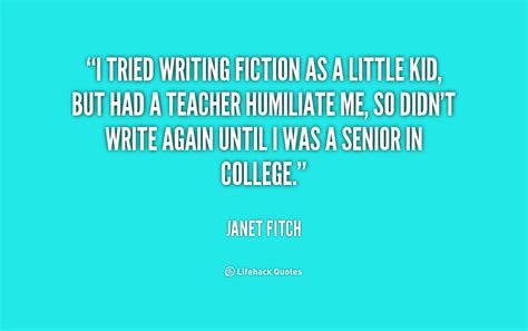 quotes  writing fiction quotesgram