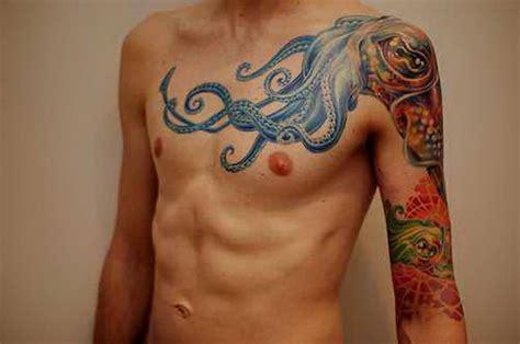 octopus tattoo design ideas  meanings