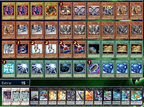five headed deck profile best chaos suppressor deck list february 2013