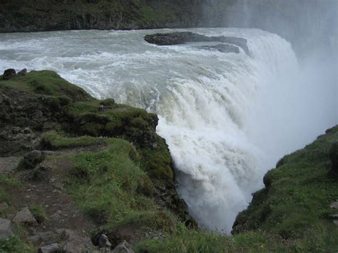 Gullfoss Waterfall Backgrounds by Iceland Images Gullfoss Hd Wallpaper And Background Photos