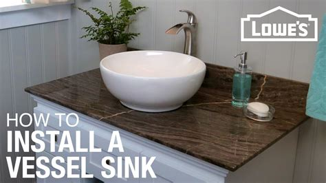how to replace kitchen sink bathroom how to install a bathroom sink to give your 7348