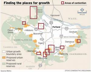 The quest to designate Portland's growth areas sets ...