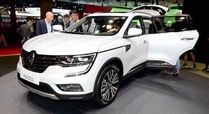 Renault Koleos 2017 Prix Neuf : nouveau renault koleos 2017 tarifs tous les prix les quipements et les options ~ Gottalentnigeria.com Avis de Voitures