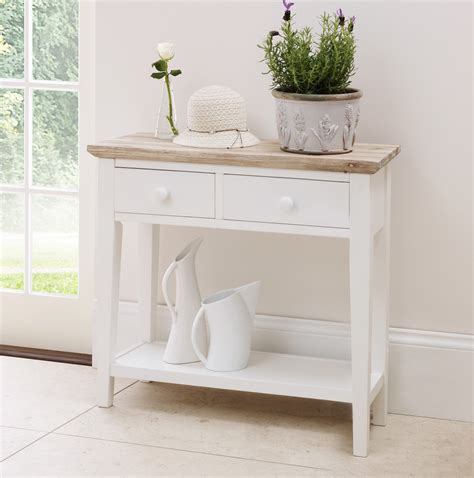 small white entry table florence console table stunning kitchen hall table 2