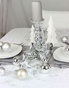 Tischdeko Weihnachten Silber : weihnachtliche tischdeko in silber deko weihnachten silber tischdekoration weihnachten und ~ Watch28wear.com Haus und Dekorationen