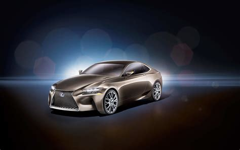 2015 All New Lexus Rc F 2 Wallpaper