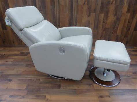 Lazy Boy Chairs And Ottomans by Lazy Boy Andrea Ivory Power Recliner Chair And