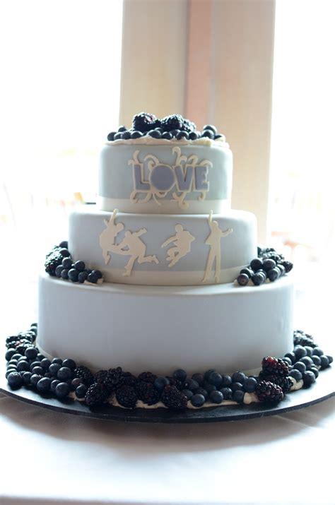 Maybe Im Beautiful Beatles Love Wedding Cake
