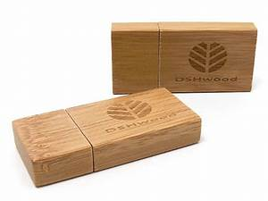 Holz Usb Stick : usb stick mit gravur ~ Sanjose-hotels-ca.com Haus und Dekorationen