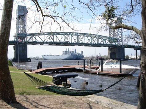 Boat Tower Hammock by Images Of Wilmington Nc What Every Riverman Needs