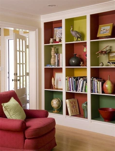15 Functional Living Room Shelving Ideas And Units