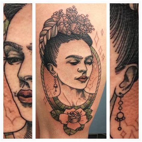 Frida Kahlo Tattoos  Bodyart  Pinterest  Tattoos And
