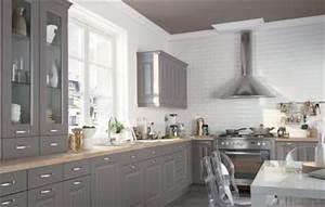 cuisine travauxcom With meuble pour separer cuisine salon 10 comment installer une verriare dans sa cuisine