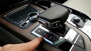 Audi 2018 Q7  Sq7   A7  Q5 Gear Selector  Tiptronic