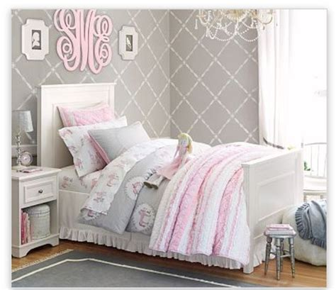 gray white and pink bedroom pale pink gray and white bedroom set for my little girl 18822 | 4738a07b8d749bac504cbf4ca7b367bf