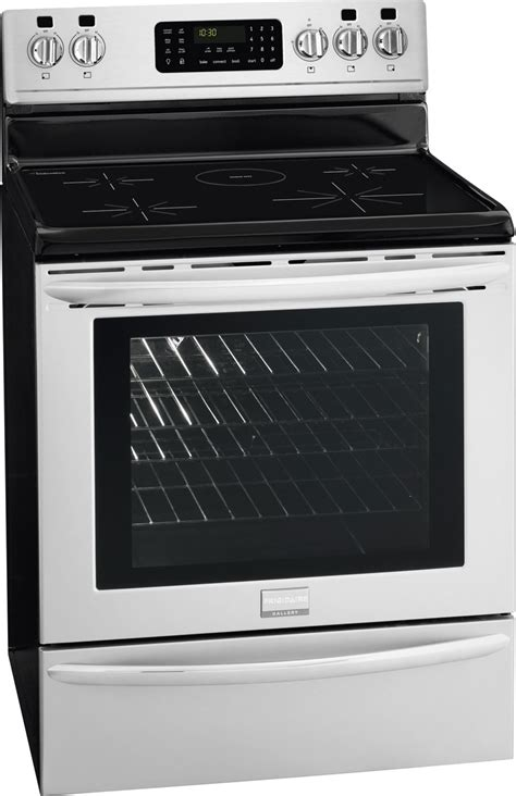frigidaire induction convection range oven stove true temperature auto electric series clean newest cooking star double september ajmadison warm outside