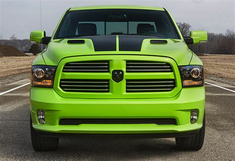 dodge ram  sublime sport specifications photo