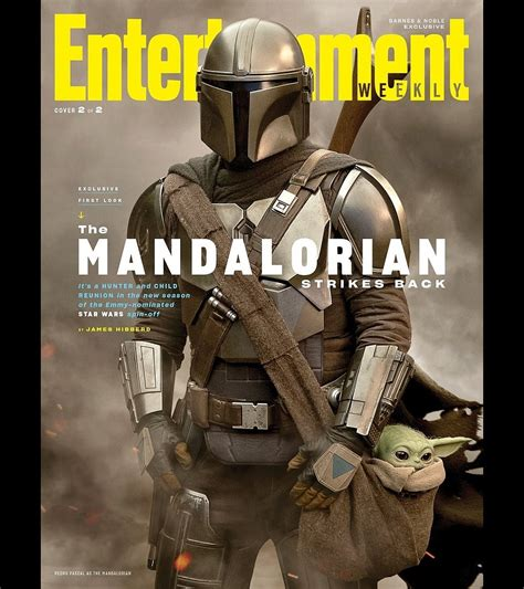 The Mandalorian debuts action-packed first trailer for ...