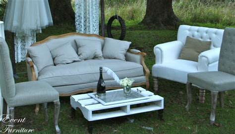 wedding furniture hire styling design hire  opulent