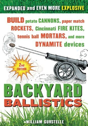 Backyard Ballistics by Best Birthday Toys For 10 Year Boys 2018