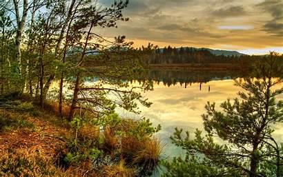 Nature Nice Super Lake Landscape Wallpapers пейзаж