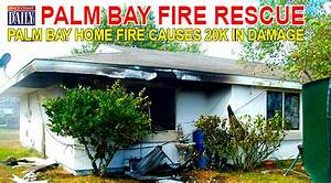 palm bay firefighters rescue a home from destruction With document shredding cocoa fl