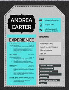 fun resume templates learnhowtoloseweight net resume With fun resume templates