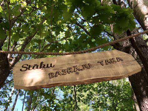 Stāķu Baskāju taka - Stradu pagasta pārvalde