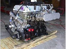 BMW M42 18L SCCA GT3 Race Engine