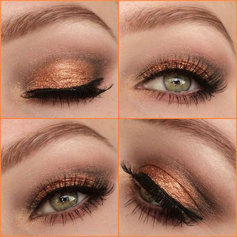 top   smoky makeup   fall pretty designs