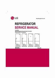 Refrigerator Service Manual