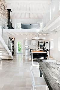 Home Inspiration      Italian Villa With An Industrial Design Feel