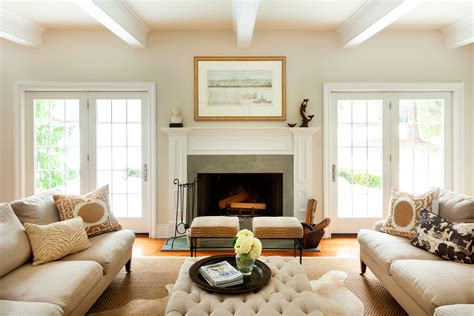 chestnut hill family room before and after design
