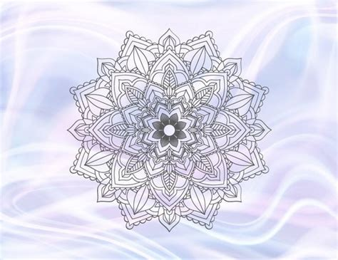 Included in the download is a.svg,.ai,.jpg, and silhouette file. Mandala SVG Files for Cricut Pochoir Stencil Zentangle ...