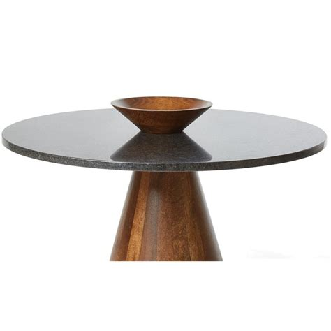 Shop unique marble coffee tables in precious calacatta, marquina and white carrara marble. Florissant Marble and Solid Mango Wood Timber 75cm Round Coffee Table, Black