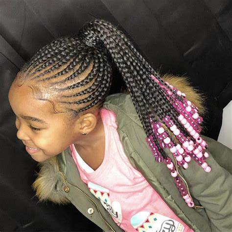 #Naturalhairstyles Hair styles Girls hairstyles braids