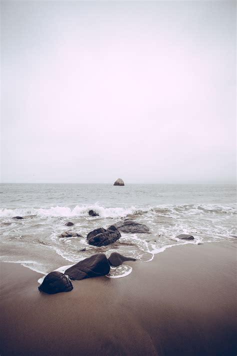 images beach landscape sea coast sand rock
