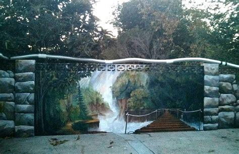 outdoor murals mural photo album  amber dawn