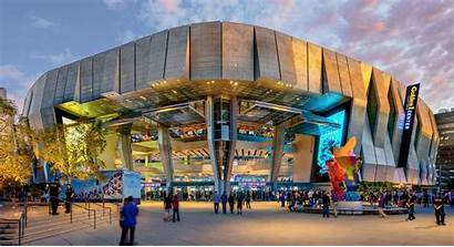 Golden Center Arena Sacramento Glass Square Kings